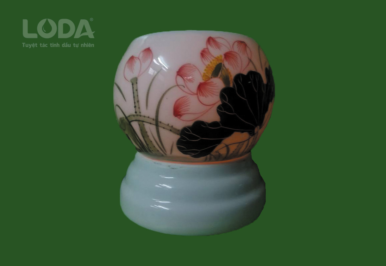 Đèn xông tinh dầu quận Gò Vấp tphcm: DB-01