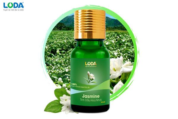 Tinh dầu hoa Nhài - Lài nguyên chất - Jasmine essential Oil