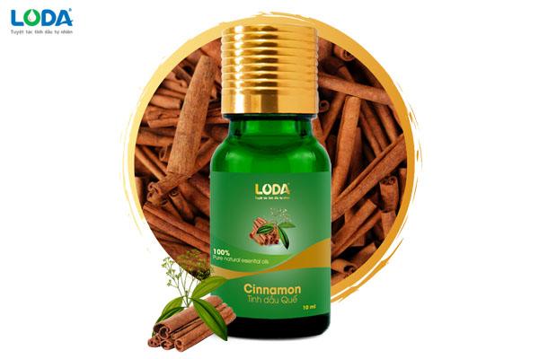 Tinh dầu Quế Nguyên chất - Cinnamon Essential Oil